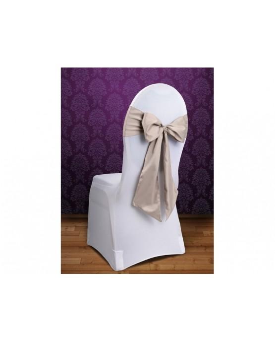 Šerpa na stoličku -béžová10ks