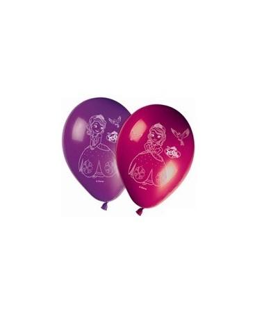 Latexové balóny Sofia  28cm 8 ks