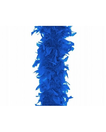 Pierkové BOA - modré 180cm 1ks