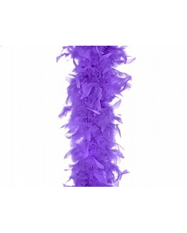 Pierkové BOA - fialové 180cm 1ks