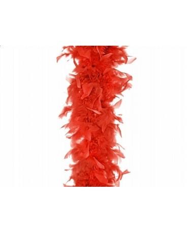 Pierkové BOA - červené 180cm 1ks