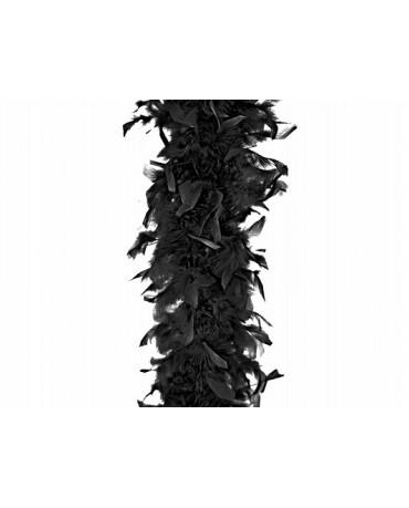 Pierkové BOA - čierne 180cm 1ks
