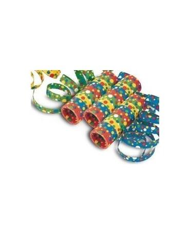 Serpentíny - bodky 4 m - 1ks/P106