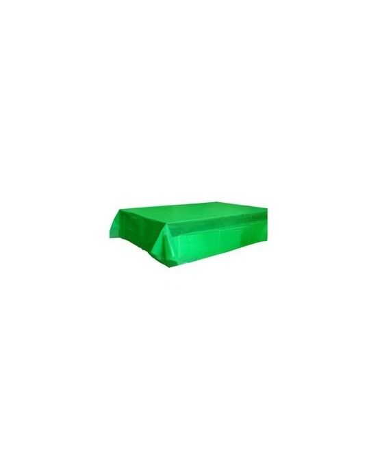 Obrus - zelený 120x140cm 1ks/P107