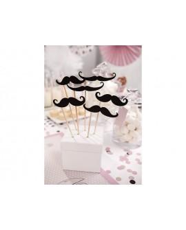 mustache party