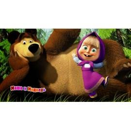 Máša a medveď
