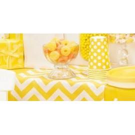 slnečná žltá